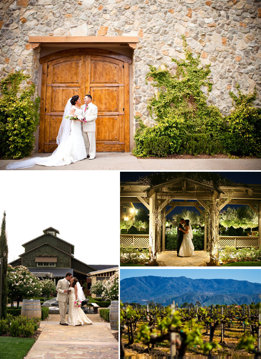 eloping winery Elopement Packages