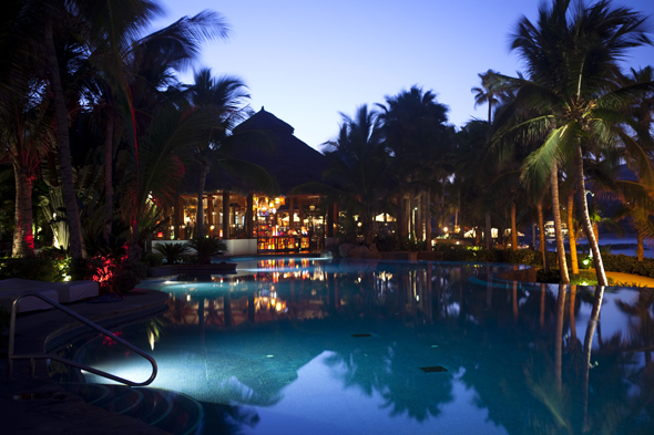 One and Only Palmilla pool