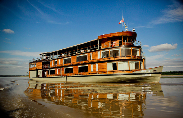 amazon cruises Honeymoons on the Amazon River