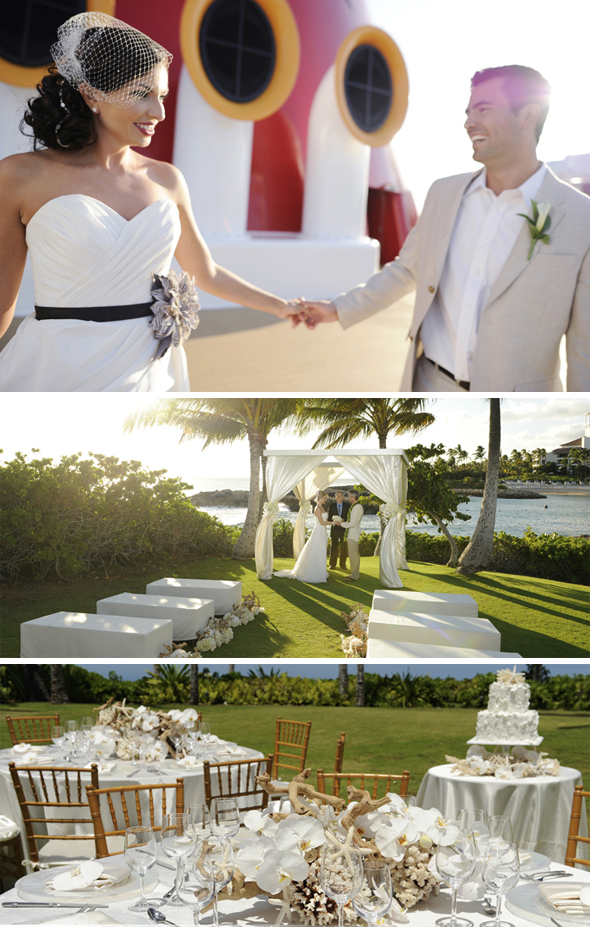 weddings at disney hawaii resort