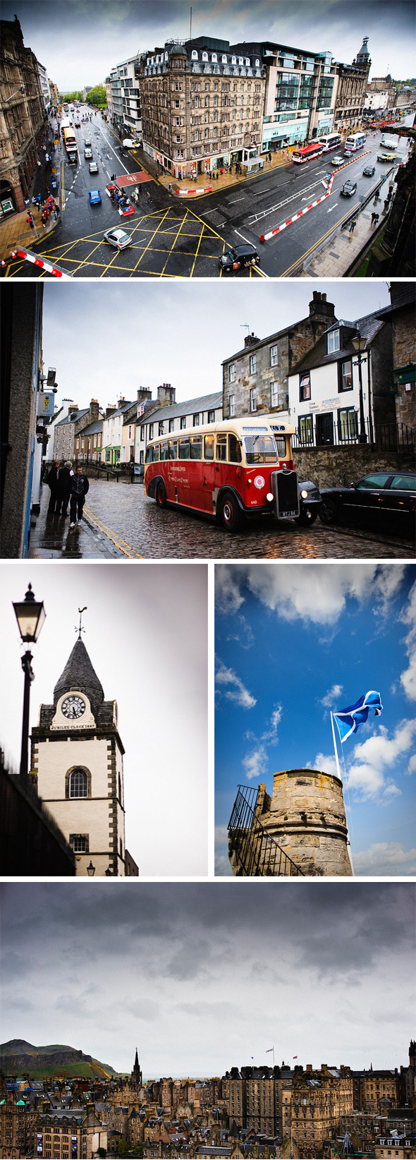 Edinburgh Scotland Destination Wedding