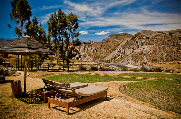 luxury hotels in peru