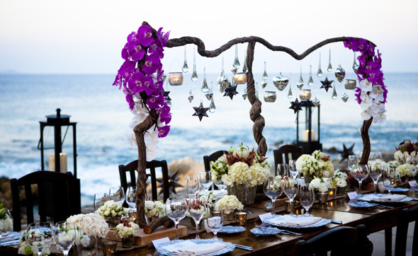 Resort Showed Us Cabo Wedding Florist