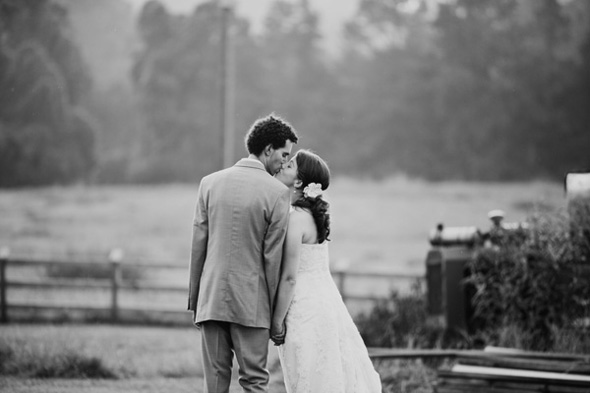 black and white wedding photos North Carolina Destination Wedding