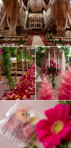 pink destination weddings