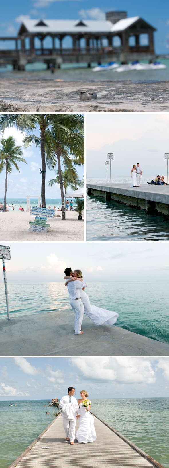 key west destination weddings Destination Wedding in Key West, FL