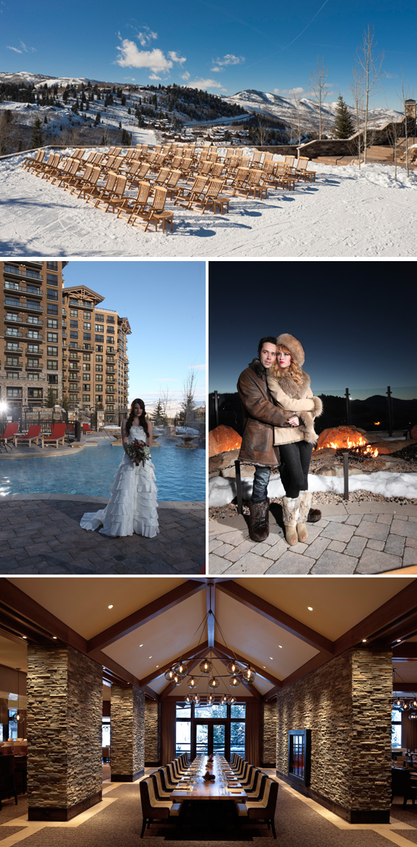 st regis deer valley weddings St. Regis Deer Valley Weddings