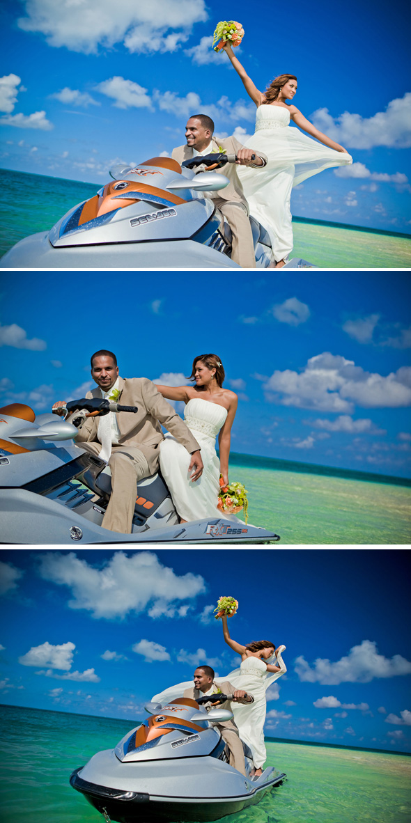 wedding in the Cayman Islands