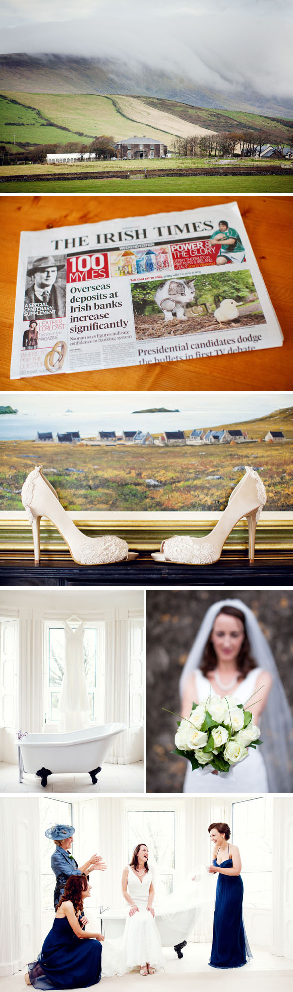 destination wedding ireland Destination Wedding in Dingle, County Kerry, Ireland