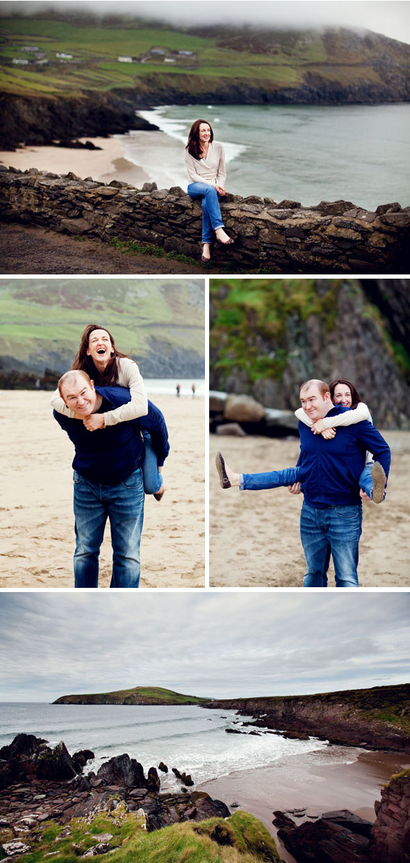 engagement shoot in ireland Destination Wedding in Dingle, County Kerry, Ireland