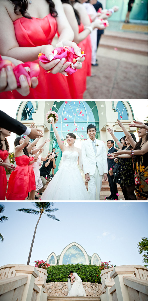 Hawaii wedding photographers