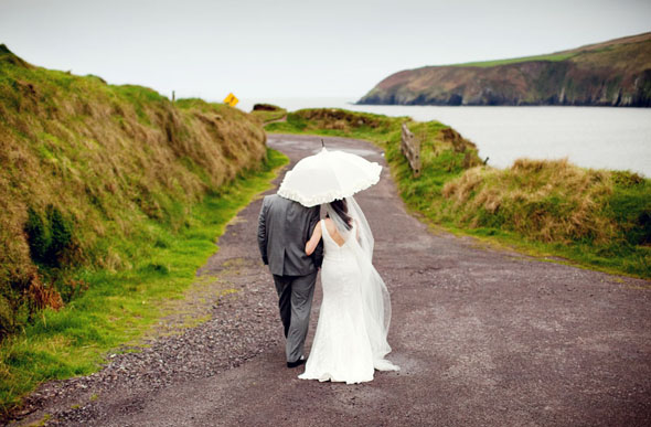 ireland destination weddinges Destination Wedding in Dingle, County Kerry, Ireland