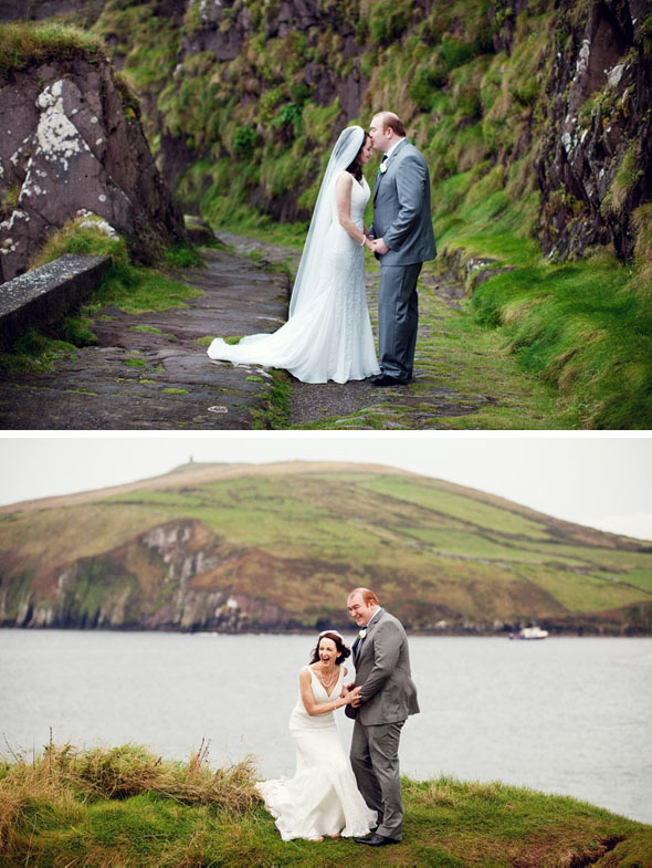 ireland weddings Destination Wedding in Dingle, County Kerry, Ireland