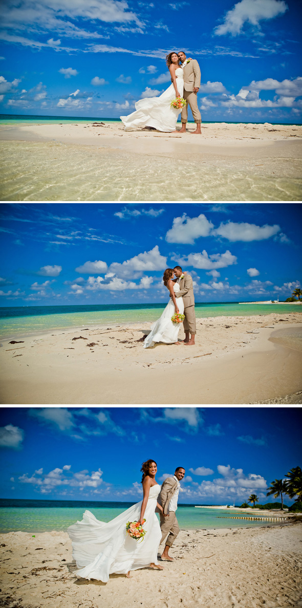 Starfish Point Grand Cayman wedding