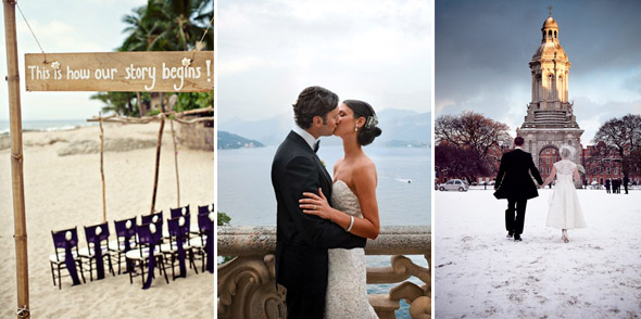 destination wedding locations Picking a Destination Wedding Location