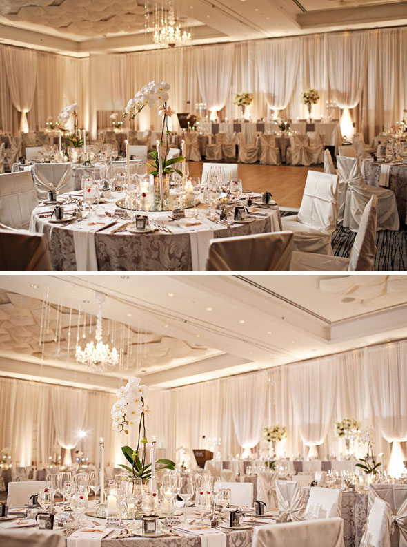 Fairmont Pacific Rim wedding