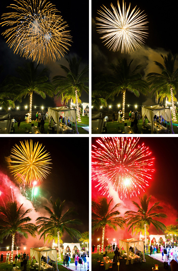 fireworks for weddings in mexico