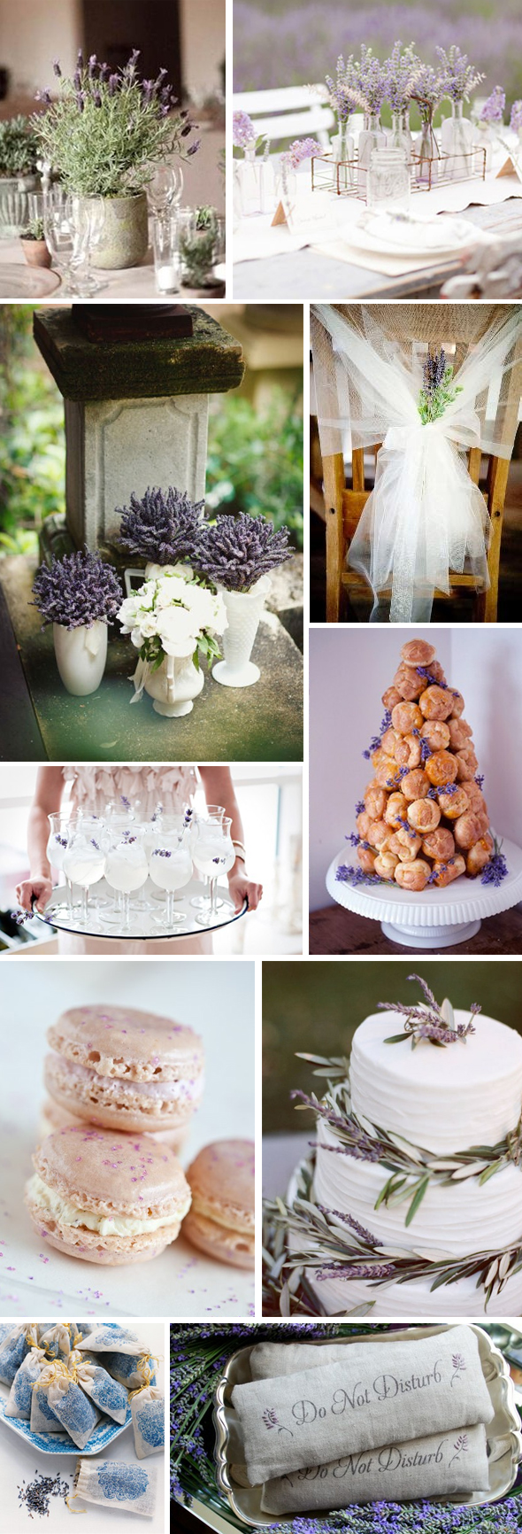 lavender wedding ideas Lavender Wedding Ideas