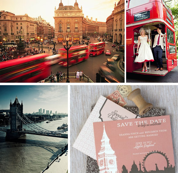 london weddings Picking a Destination Wedding Location