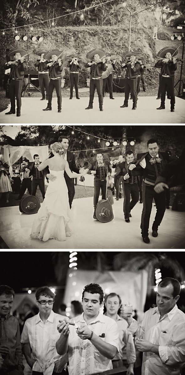 wedding mariachis, mexico