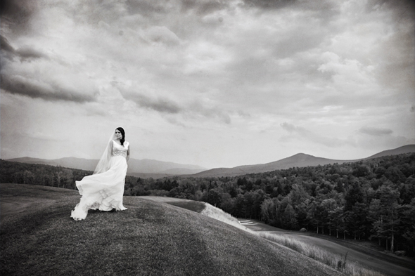 14 Destination Wedding at Stowe Mountain Lodge