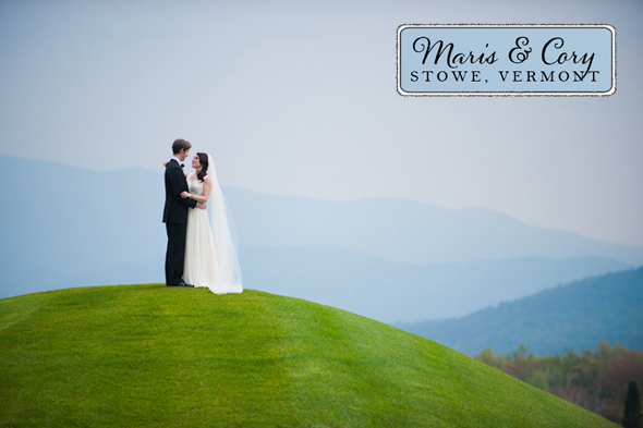 17 Destination Wedding at Stowe Mountain Lodge