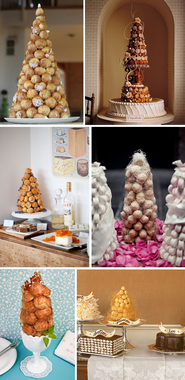 croquembouche weddings