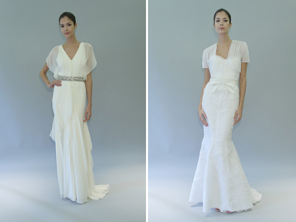 JF Any destination wedding dress trends you 39ve seen lately that you think