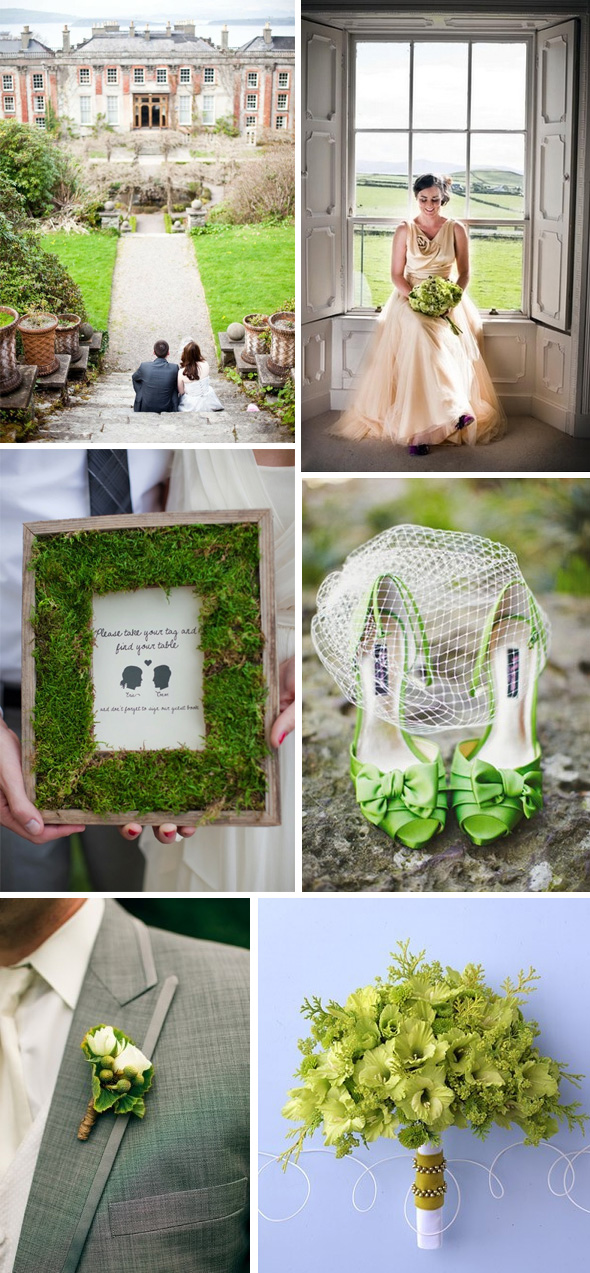 ireland destination weddings Irish Inspired Wedding Details