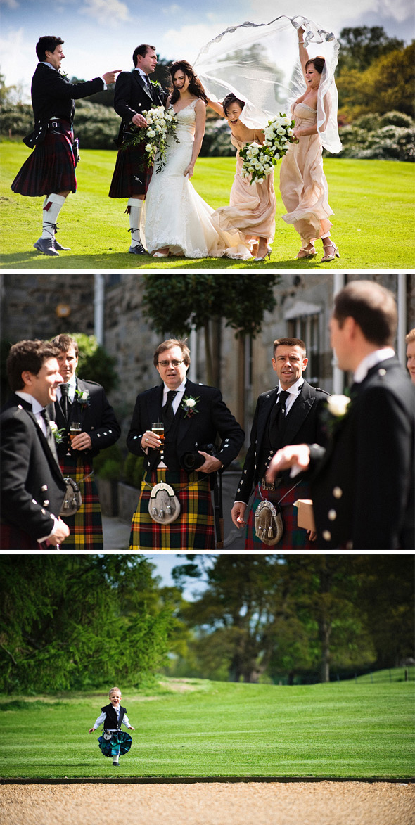wedding kilts Irish Wedding Traditions