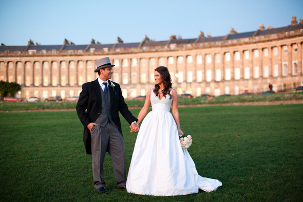 13 Bath England destination wedding Celebrity Destination Wedding in Bath, England