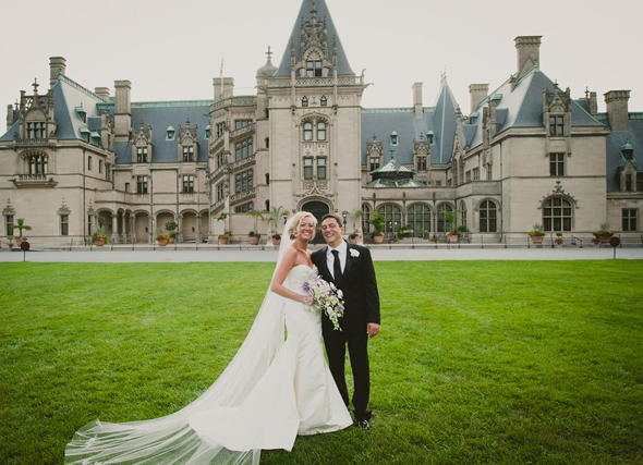 15 north carolina wedding estate Destination Wedding at the Biltmore Estate, Asheville, NC