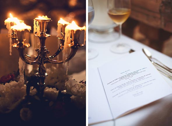 28 candlelit wedding tables1 Destination Wedding in Majorca, Spain