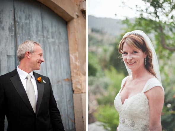 6 Mallorca Spain wedding1 Destination Wedding in Majorca, Spain
