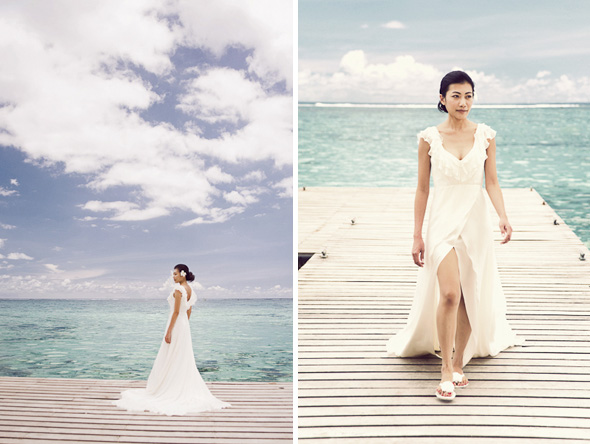 bora bora weddings Elopement in Moorea