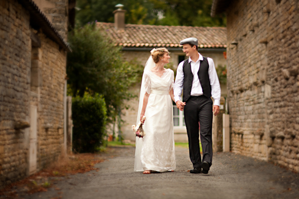 destination wedding in france Destination Wedding in Poitou Charente, France