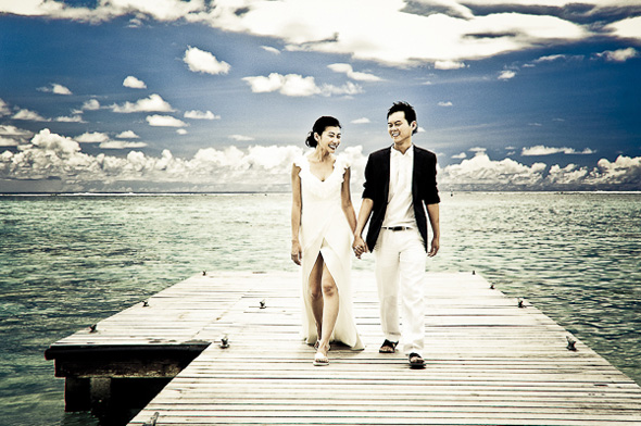 destination wedding locations moorea