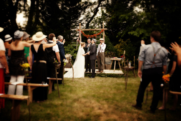 french countryside wedding Rustic Destination Wedding in France Re Run