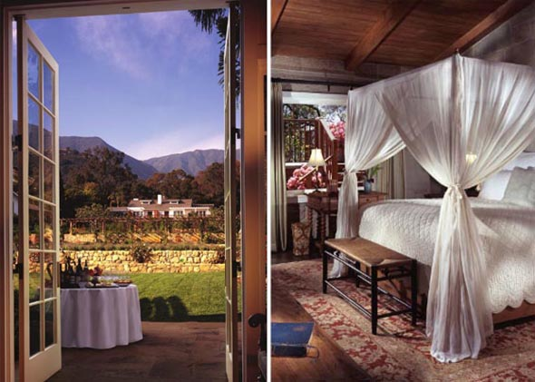 jessica simpson wedding san ysidro ranch Weddings at San Ysidro Ranch