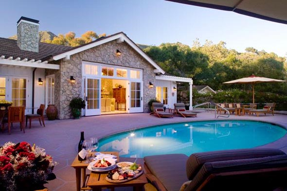 san ysidro ranch cottage