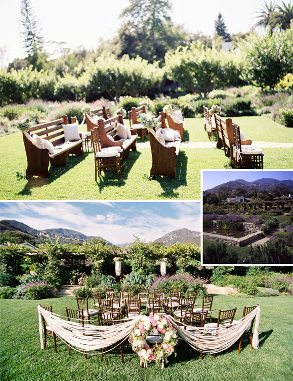 san ysidro ranch wedding Weddings at San Ysidro Ranch
