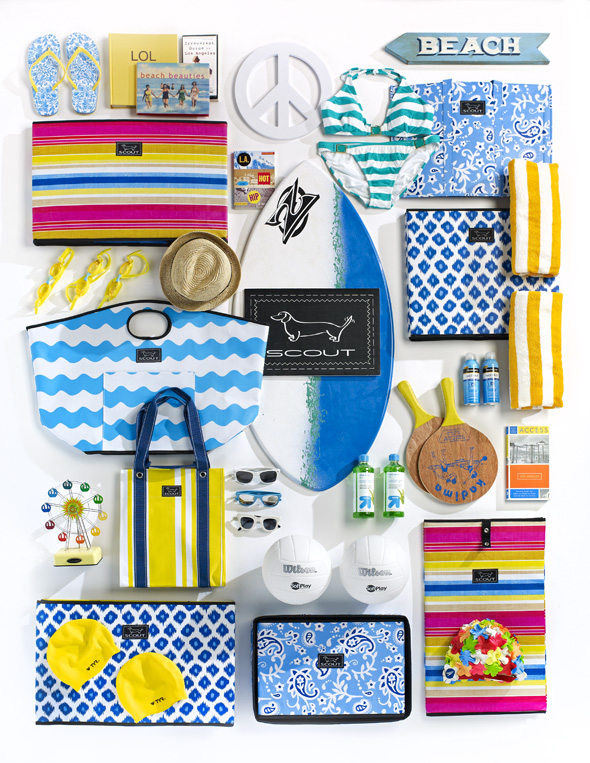 Scout honeymoon products