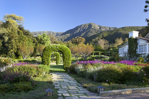 weddings san ysidro ranch