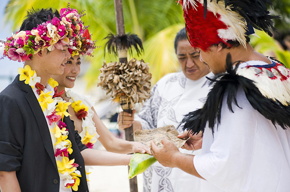 weddings on moorea