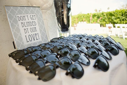 sunglass wedding favors Wedding Favors   Sunglasses