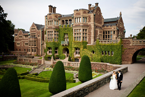 castle weddings europe