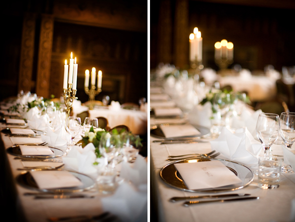 22 white wedding centerpieces Destination Wedding in Sweden