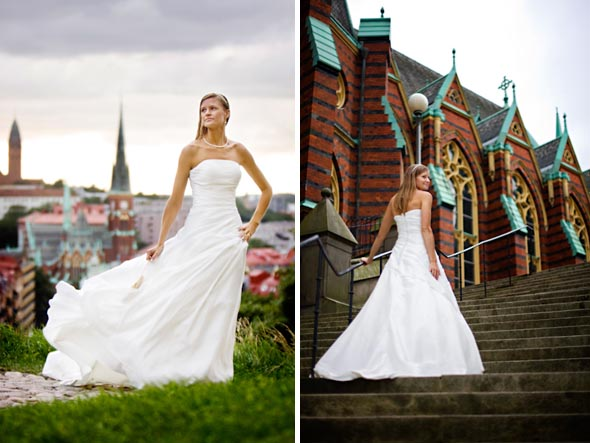 Destination Wedding In Sweden