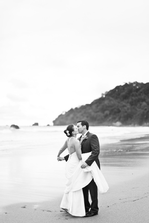 beach wedding costa rica Costa Rica Destination Wedding