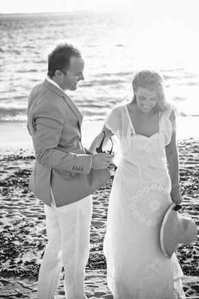 beach wedding photos2 Destination Wedding in Uruguay, South America